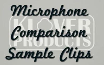 KLOVER MiK 09 Parabolic Mic Sample Videos