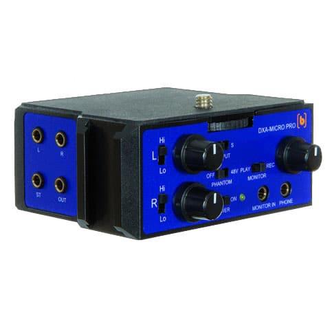 Beachtek MicroPro amplifier