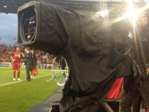 9-inch mic at MLS