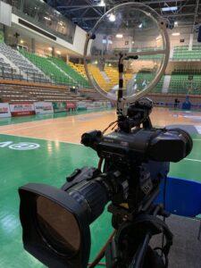 KLOVER MiK 09 parabolic microphone on Video Camera at EuroSport VTB (1512x2016)